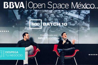 BBVA Bancomer se convierte en mentor de 500 startups