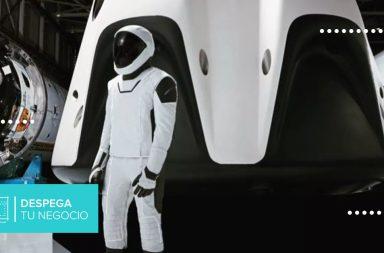 Carrera al espacio: Space X de Elon Musk