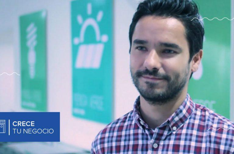 Pablo Dangond y el servicio al cliente en Ecomart