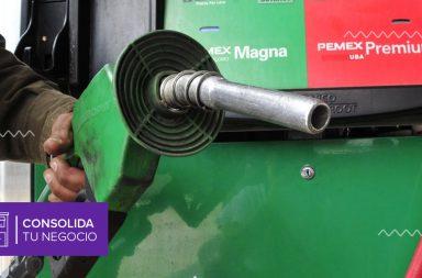 Retiro total del estímulo a la gasolina
