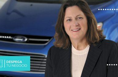 Helena Ford, una de las líderes en la industria automotriz