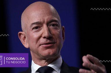 Amazon de Jeff Bezos entre las empresas líderes