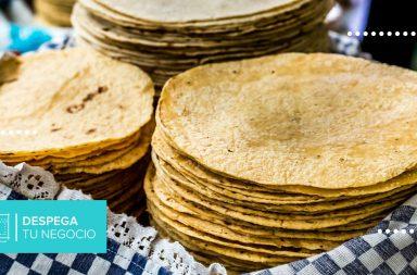 Aumento de tortillas por desabasto