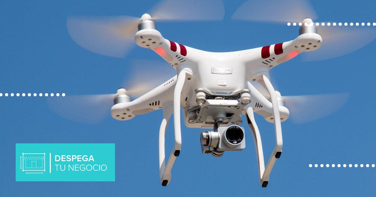 f1d23f25530 4 ideas de negocio con drones   Experto PYME